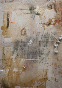 Hanging The Remnants 2012 36x25